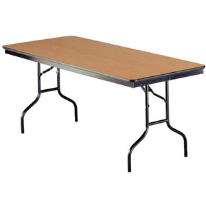 Folding 8 foot table