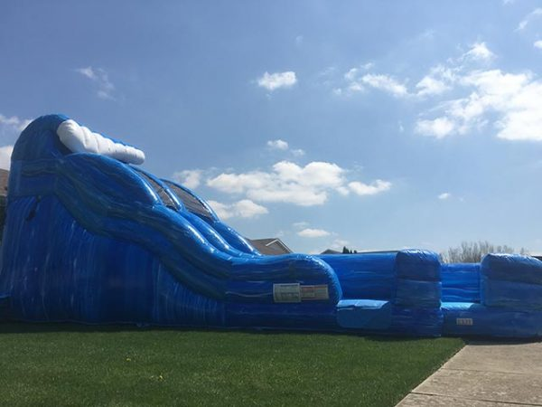 Water Slide Bounce unit