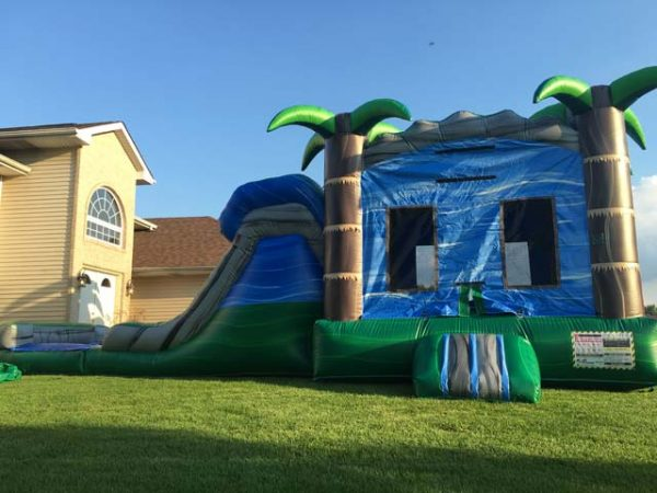Tropical Slide and Bounce unit in Northwest INdiana