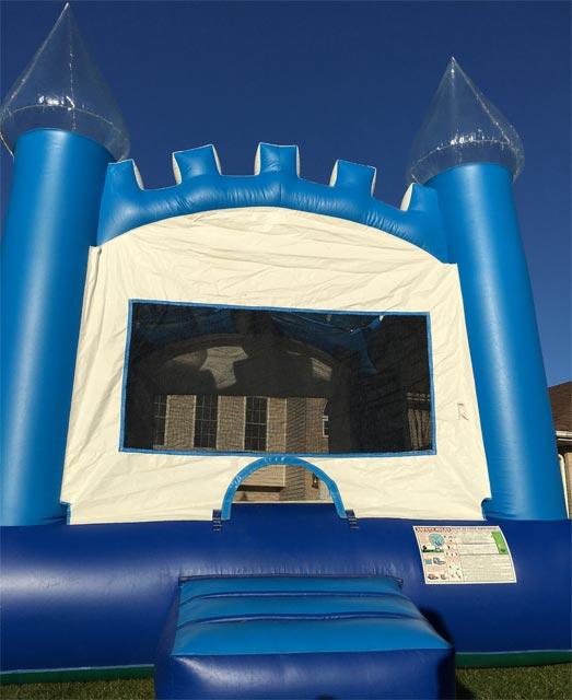 Ice Castle Bounce unit