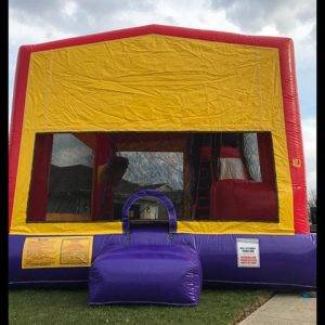 Bounce house Mod Combo unit