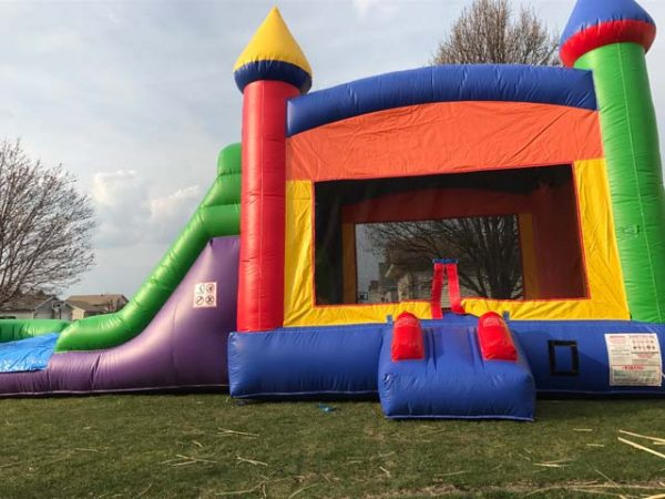 Bounce House TNT Combo unit