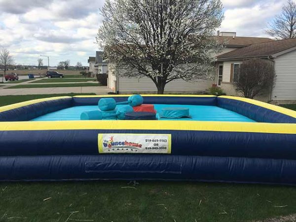 Gladiator Joust - Bounce House