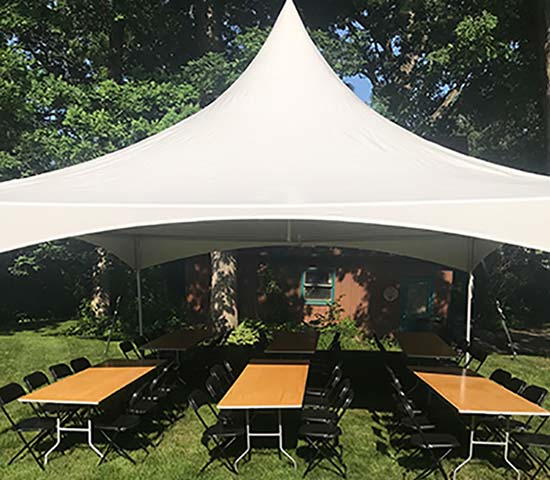 Tent Package Rental