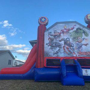 Avengers Combo Bounce Unit